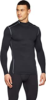 comprar comparacion Under Armour Coldgear Armour Mock, Camiseta de Manga Larga Hombre