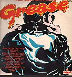 Grease - Soundtrack / Pickwick Grease Monkeys, The LP