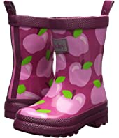 Hatley Kids - Apple Orchard Rain Boots (Toddler/Little Kid)