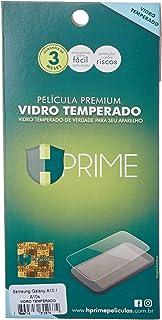 Pelicula de Vidro Temperado 9H para Samsung Galaxy A10, HPrime, Película Protetora de Tela para Celular, Transparente