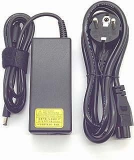 Adaptador Cargador Nuevo y Compatible con portátiles ASUS B400 B551 BU201 BU400 P2520 P500 PU551 Series 65w 19v 3.42a con Punta 4.5mm*3.0mm (Pin Central) del listado Inferior