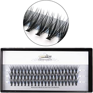 individual cluster lashes