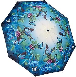 GALLERIA Umbrella Folding Bluebell, 1 EA