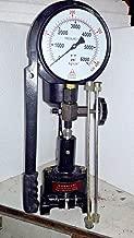 Diesel Injector Nozzle Pop Tester, CAV England Design, Dual Scale Gauge 420/6000