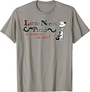 Little Nero T Shirt Pizza For Men Women