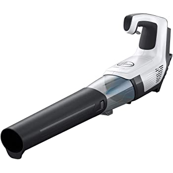 Hoover BH57205, Lightweight, 4.0Ah Battery and Charger Included ONEPWR 20V Lithium Cordless High Performance Leaf Blower, White