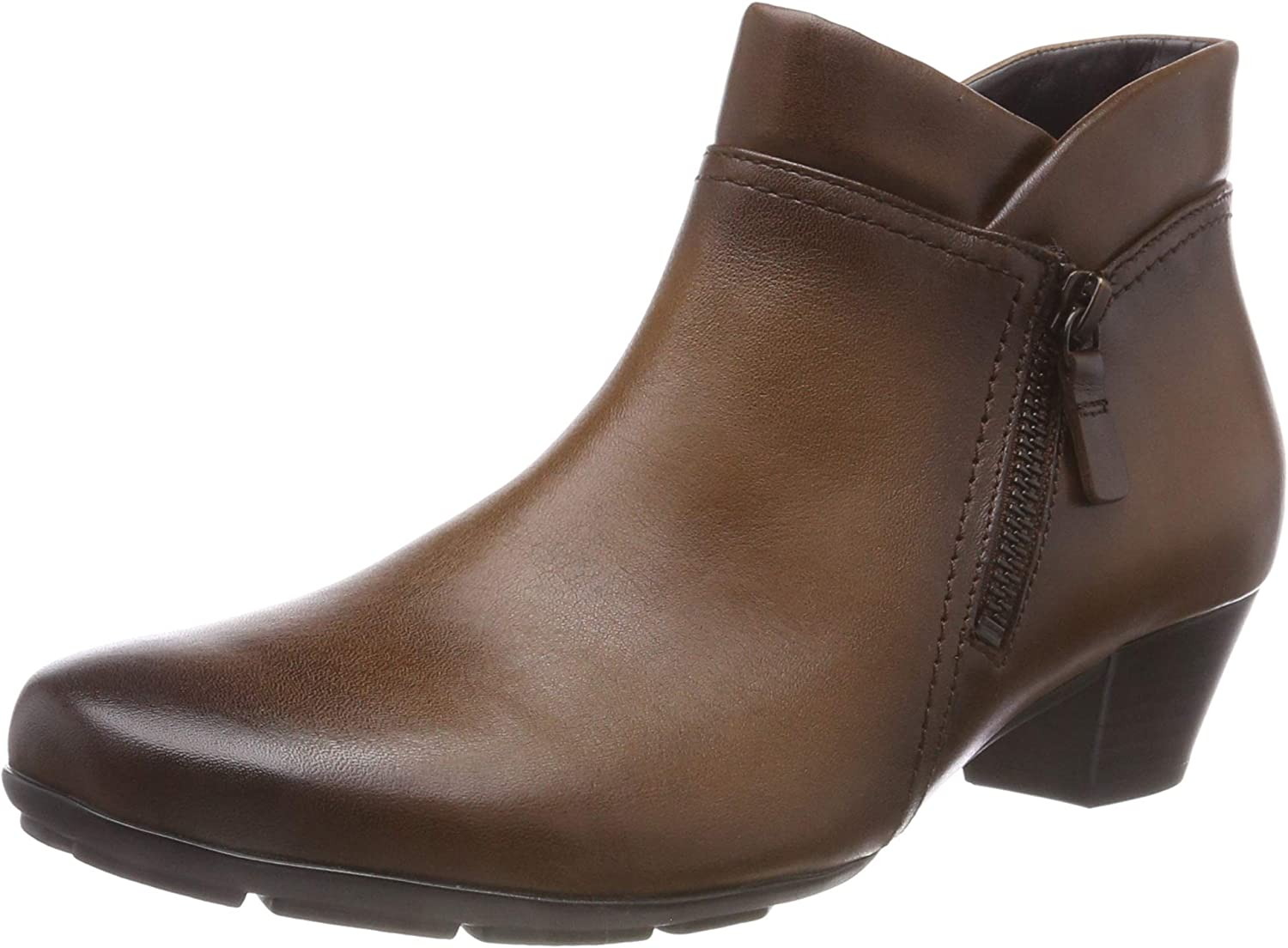 Gabor Womens Emilia Leather Boots