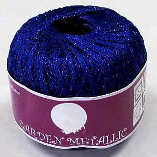 Universal Yarn Nazli Gelin Garden Metallic Egyptian Cotton Crochet Thread