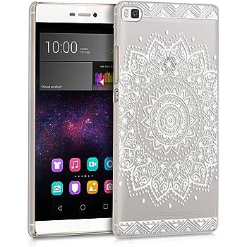 kwmobile Funda compatible con Huawei P8: Amazon.es: Electrónica