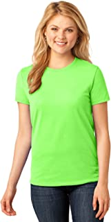 Port & Company Women's 54 oz 100% Cotton T Shirt