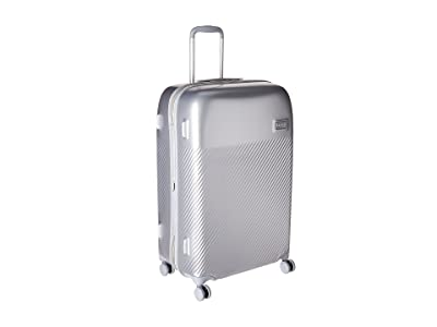 Lipault Paris Dazzling Plume 30 Spinner 75/28 (Pearl Grey) Luggage