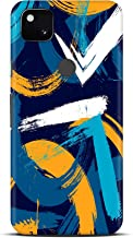 Exclusivebay Mobile Back Cover for Google Pixel 4A Rajasthani Art Sketch Painting ABC1364T37600