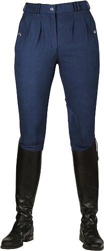 Mark Mark Todd Kaikaura Pantalon d'équitation plissé pour Femme  parfait
