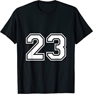 Number 23 Shirt