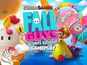 Clip: Fall Guys Ultimate Knockout Gameplay - Zebra Gamer