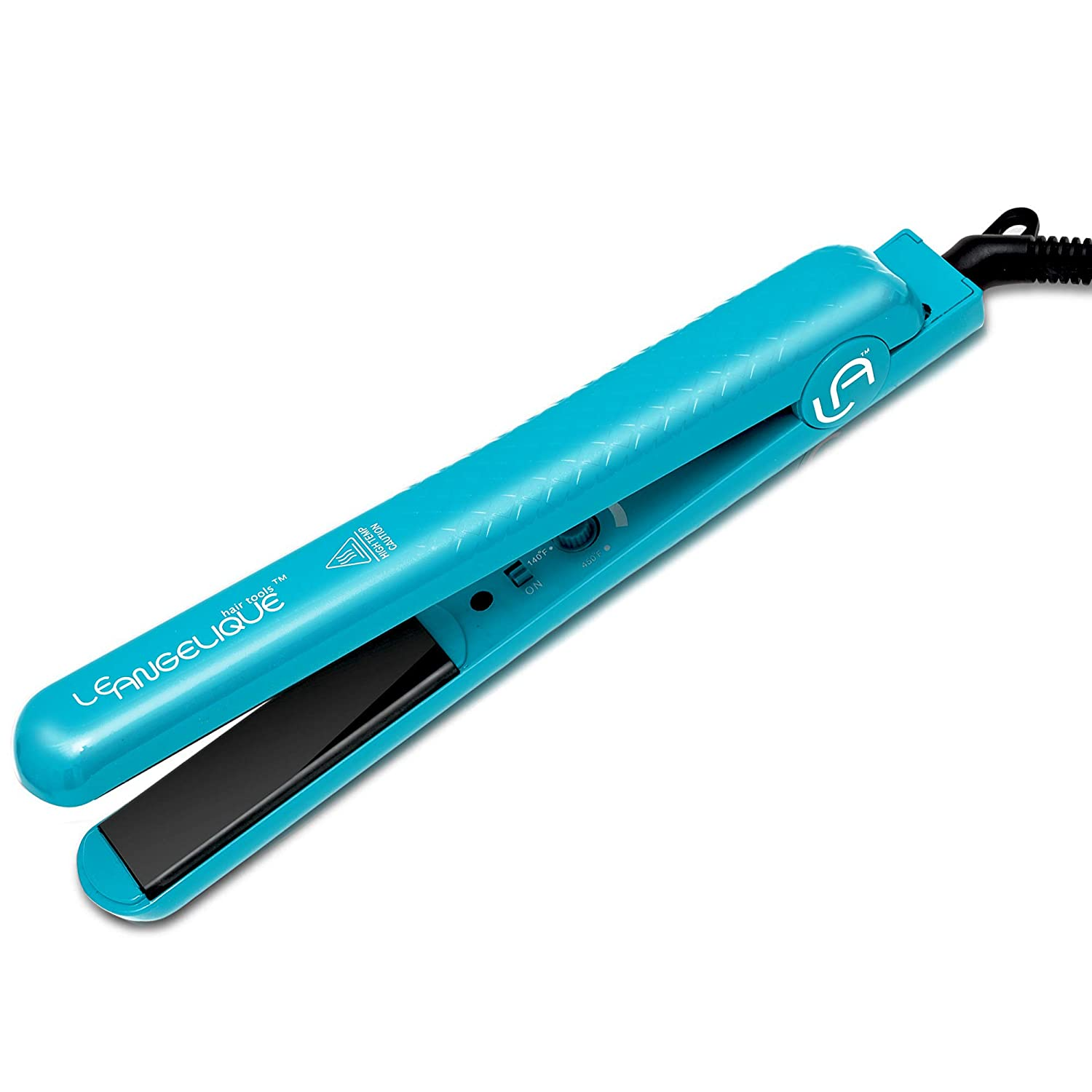 Le Angelique specialty shop Celebrity 1 inch OFFicial site Iron Flat Straightene Ceramic Hair