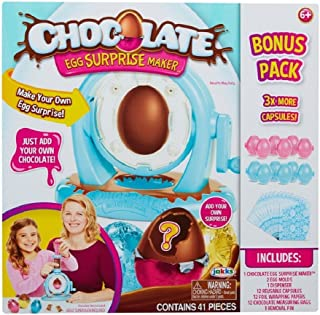 Jakks Pacific Chocolate Egg Surprise Maker