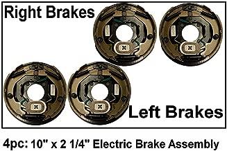 Auto Express 4pc Electric Trailer Brake 10