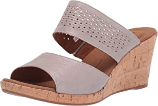 Rockport Briah 2 Band womens Wedge Sandal