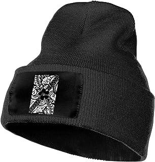 2bd9580bb1d Unisex Hawaiian Style Tribal Beanie Hats - 100% Acrylic Winter Warm Skull  Knit Cap