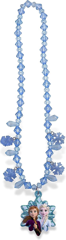 CRAZE Die Eisk/önigin Frozen 2 Jewelry 22818 Parure Collier et Bracelet La Reine des Neiges pour Fille
