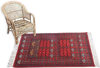 Area Rug Kelim Carpet Indian Kashmiri Traditional Mikey Kilim 23 Feet(JTH-NMRC-06)
