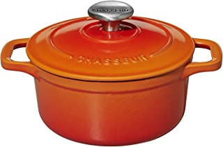 chasseur cast iron pan
