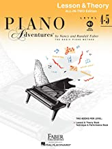 Piano Adventures: Level 4-5 Lesson & Theory Book - International Anglicised Edition
