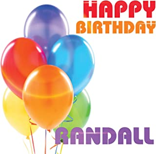 happy birthday randall