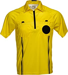 2018 soccer referee jersey