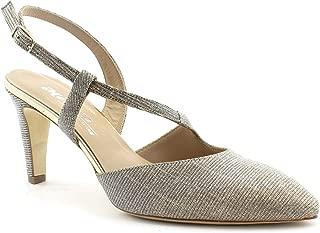 Amazon.it: Platino Scarpe col tacco Scarpe da donna