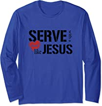 Best serve with a heart like jesus Reviews