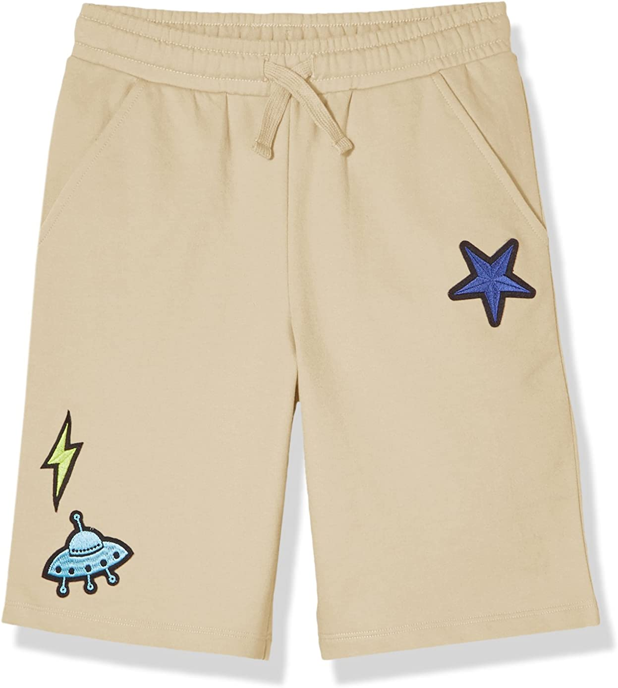 A for Awesome Boys French Terry Shorts