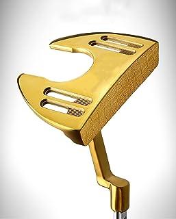 Golf putters | Premium tweerichtingsgolfputter | Uitstekende stalen schachten en kop golfputters van zinklegering Ideaal v...