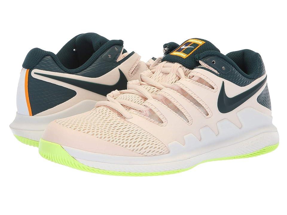 Nike Air Zoom Vapor X (Guava Ice/Midnight Spruce/Orange Peel) Women