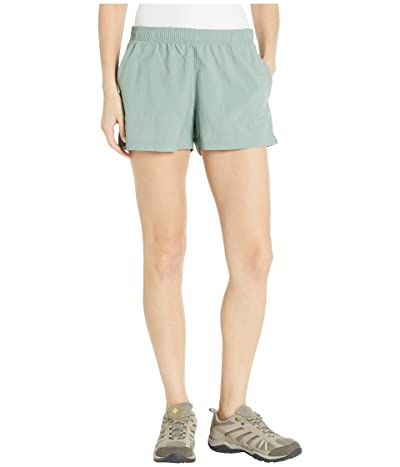 Columbia Sandy Rivertm 3 Shorts (Light Lichen) Women