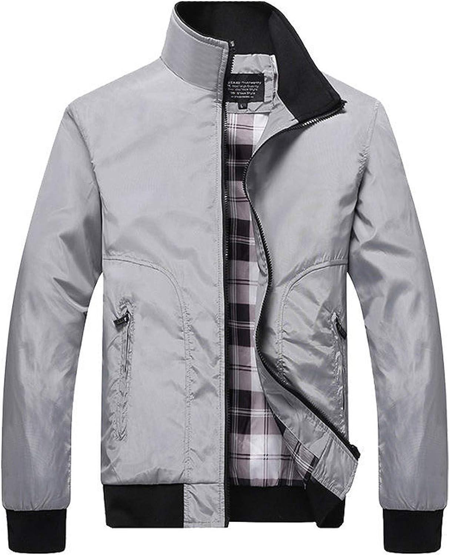 Men's Jackets With Pocket, Warm Cashmere Thickening jacket V530