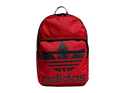 adidas Originals Originals Trefoil Pocket Backpack (Signal Pink/White) Backpack Bags