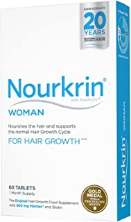 (2 Pack) - Nourkrin - Nourkrin Woman | 60's | 2 PACK BUNDLE