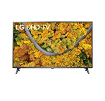 LG 50 inches UHD 4K Smart TV, Active HDR, WebOS Operating System, ThinQ AI - 50UP7550PVG