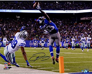 Steiner Sports sports fan photographs Odell Beckham Jr's Signed One-Handed Touchdown Catch 16x20 Photo 16