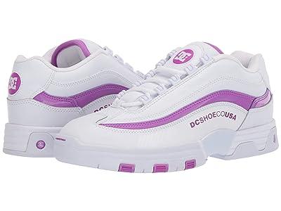 DC Legacy Lite (White/Purple) Women