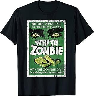 white zombie vintage shirt