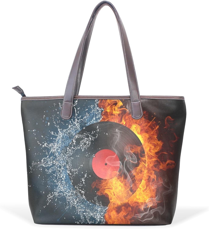 TIZORAX , Damen Tote-Tasche mehrfarbig B07FTB9RD3    Bekannt für seine gute Qualität e3e476