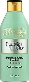 Dessange Purifying Clay Balancing System Shampoo, 8.5 Fluid Ounce