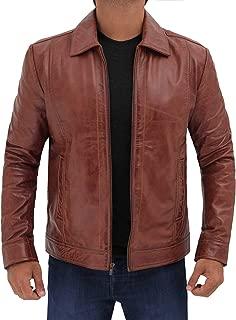 genuine leather jacket india