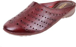 Mochi Women's 31-8806 Leather Fashion Sandals