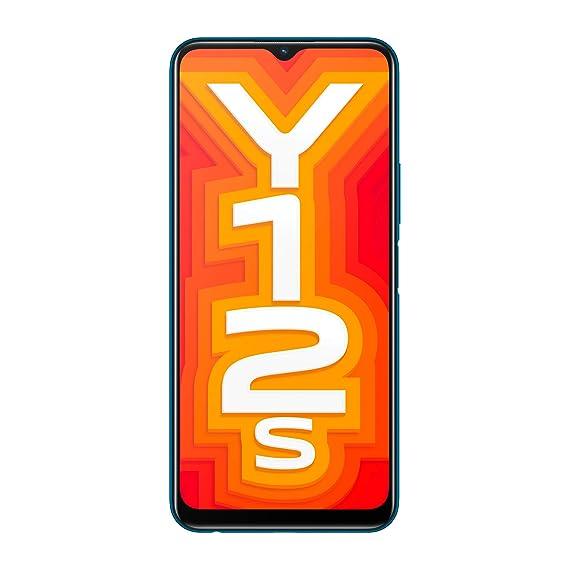 Vivo Y12s (Phantom Black, 3GB, 32GB ) with No Cost EMI/Additional Exchange Offers