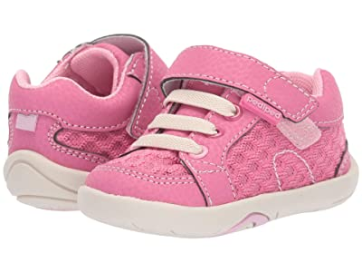pediped Dani Grip n Go (Toddler) (Pink Carnation) Girl