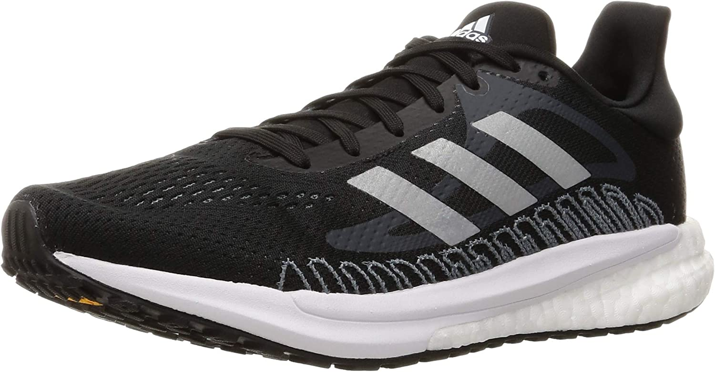 adidas Men's Solar Glide Direct stock discount Detroit Mall M Shoe Running